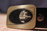 Death Star STAR WARS Belt Buckle-Metal Some Art