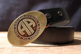 82nd Airborne Division US ARMY Belt Buckle-Metal Some Art