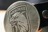 101st Airborne Division -Screaming Eagles- US ARMY Belt Buckle-Metal Some Art