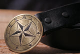 Texas LONE STAR State Flag Belt Buckle