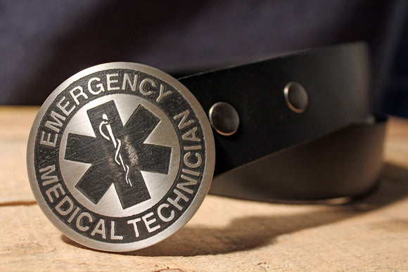 EMT Paramedic Belt Buckle