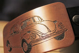 Volkswagen VW Beetle BUG Belt Buckle