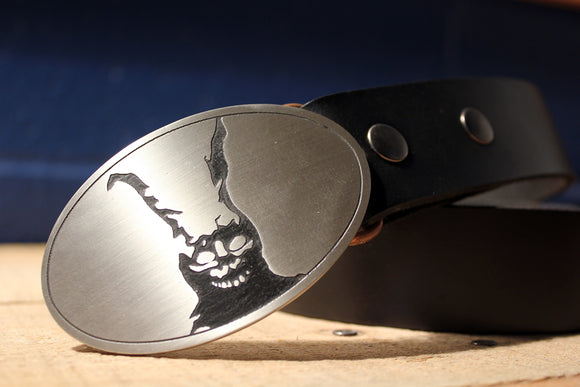 Donnie Darko FRANK THE BUNNY Belt Buckle