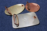 PI 3.14 MATH GEEK Belt Buckle