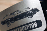 MAD MAX Interceptor Belt Buckle