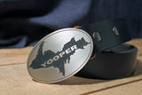 Michigan YOOPER Belt Buckle