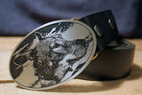 Man's Best Friend DESIGN YOUR OWN DOG Belt Buckle