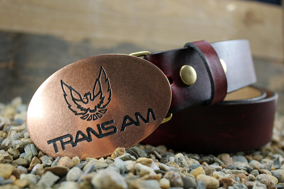 Trans Am PONTIAC FIREBIRD Belt Buckle