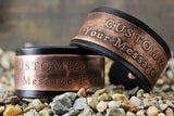 Design Your Own Solid Copper WARRIOR CUFF Bracelet