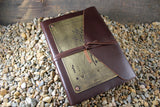 Herbalist's Leather Bound Journal