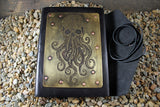 Cthulhu Leather Bound Journal