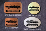 MAD MAX Interceptor Belt Buckle-Metal Some Art