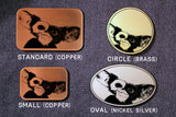Mogwai / Gizmo -GREMLINS- Belt Buckle-Metal Some Art