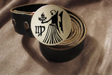 Virgo -ZODIAC / ASTROLOGY Belt Buckle-Metal Some Art
