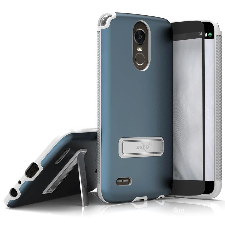 Zizo Elite Series Case for LG Stylo 3, Slim Fit Case with Magnetic Kickstand