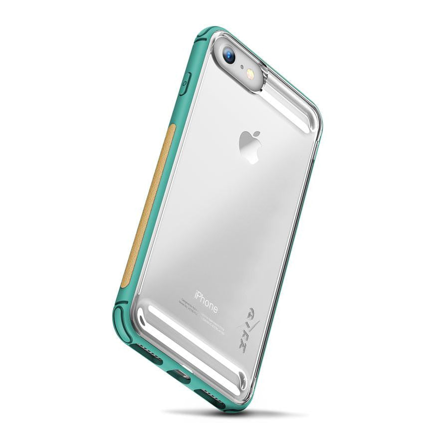 Teal Zizo FLUX Series for iPhone 7
