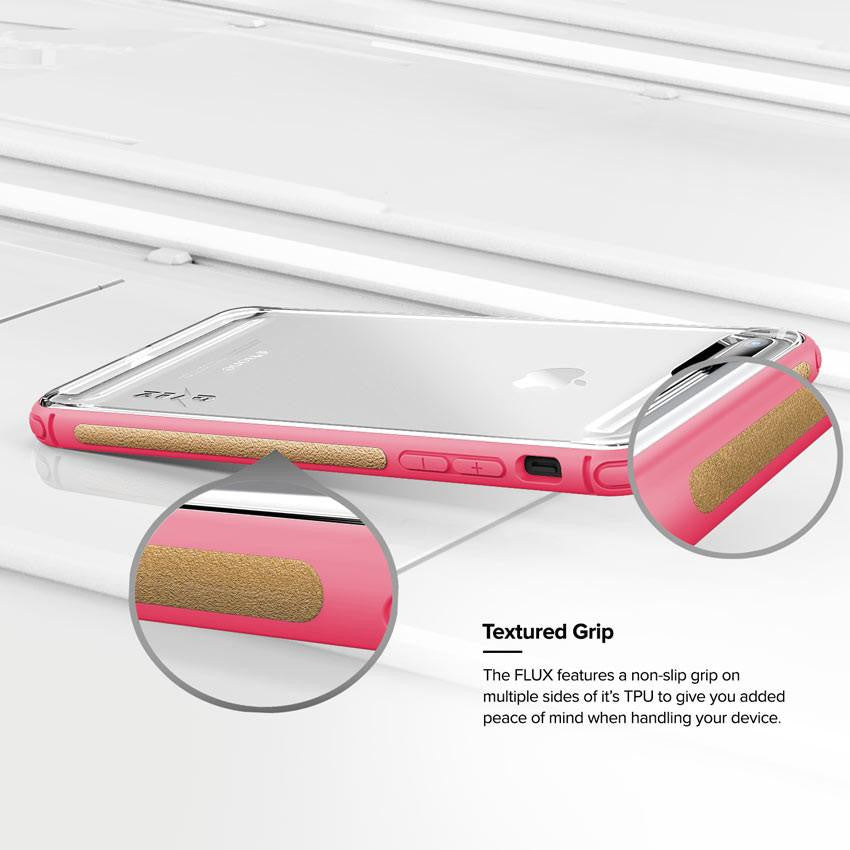 Pink Zizo FLUX Series for iPhone 7 Plus