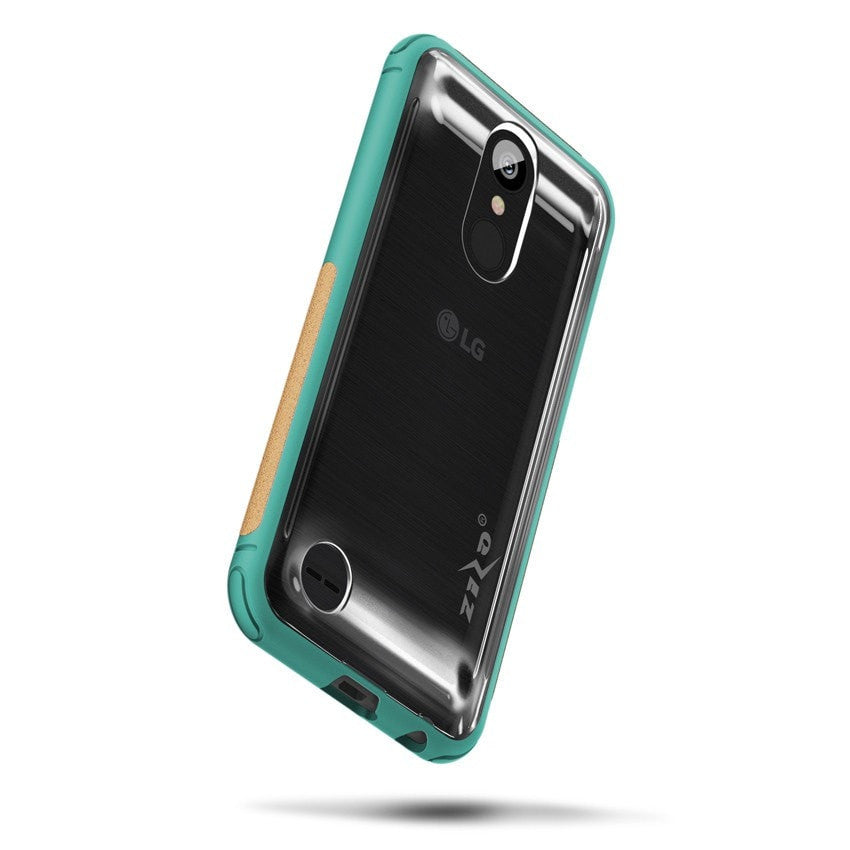 Teal Zizo FLUX Series for LG K20 Plus