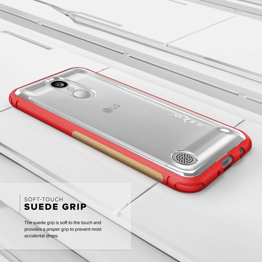 Red Zizo FLUX Series for LG Aristo