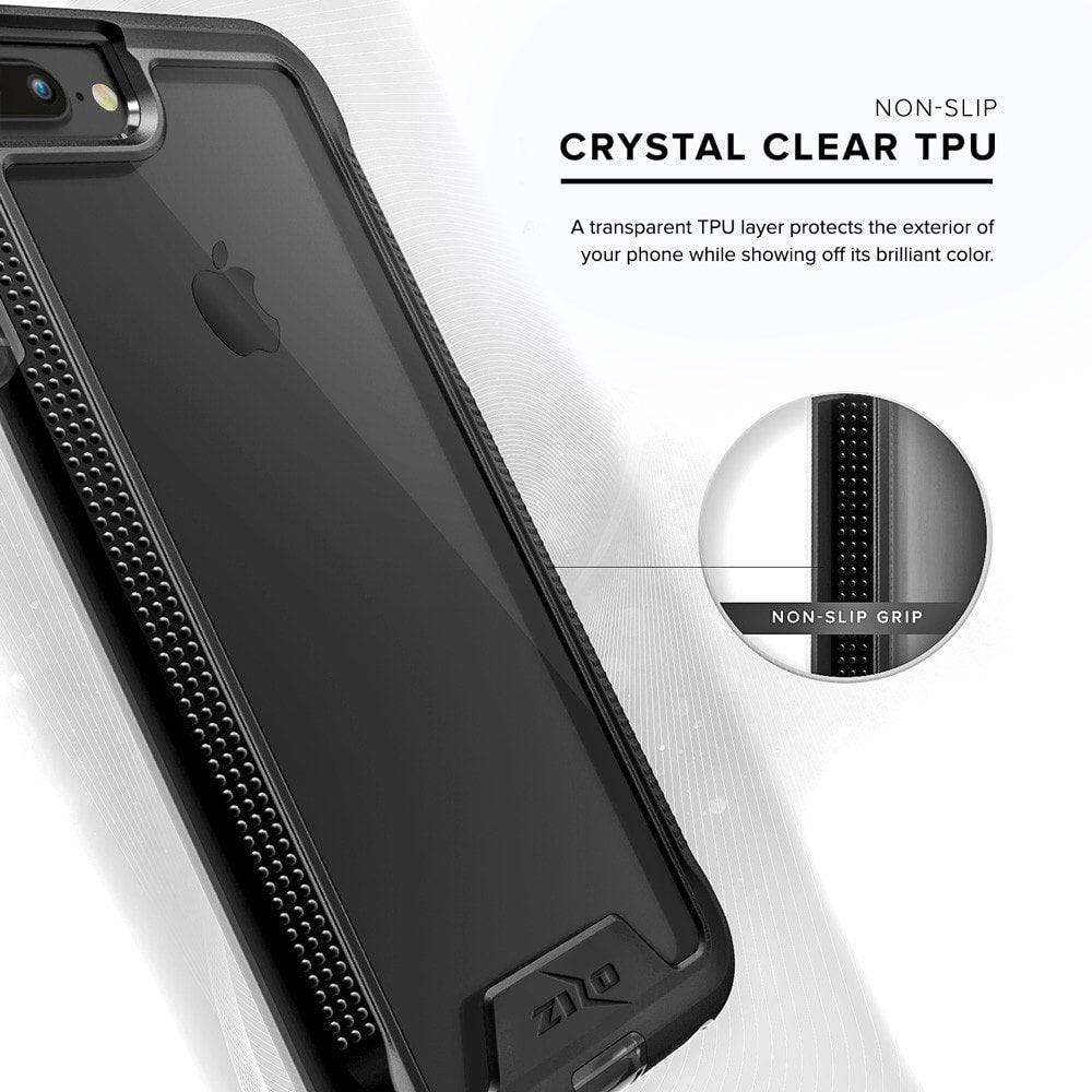 iphone 7 plus phone case with screen protector