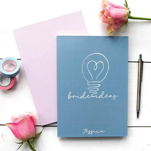Bride Ideas Notebook