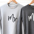 Mr and Mrs Sweaters