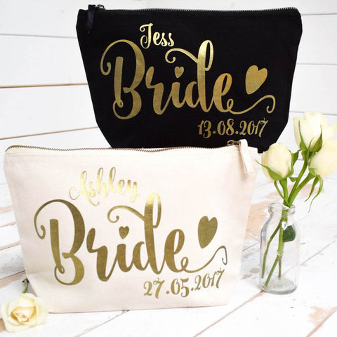 Bride Make Up Bag