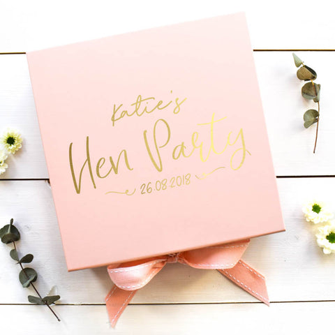 Hen Party Box