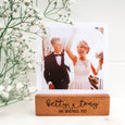 Personalised Polaroid Photo Block