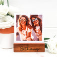 Bridesmaid Proposal Polaroid Photo Block
