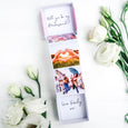 Bridesmaid Proposal Photo Gift Box