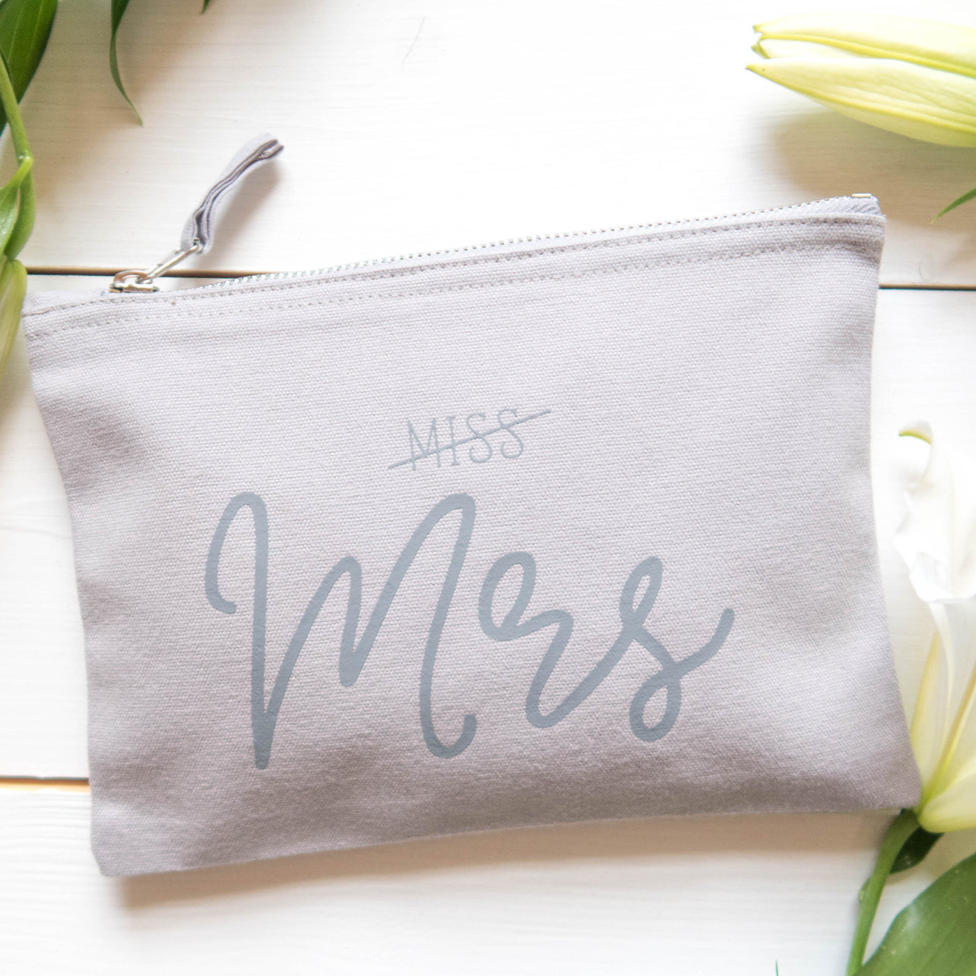 Miss to Mrs Make Up Bag
