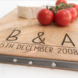 Couples Chopping Board