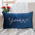 Personalised Velvet Cushion