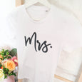 Mr and Mrs T-Shirts