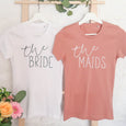 The Maids Hen Party Tops