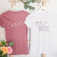 Team Bride Hen Party Tops