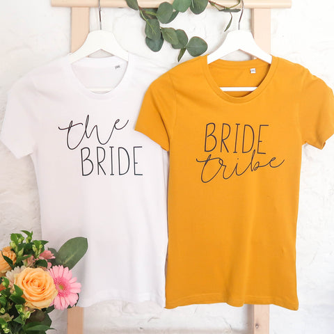 Bride Tribe Hen Party Tops