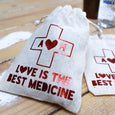 Personalised Hangover Kit - Love is the Best Medicine