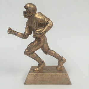 Resin Football Runner 50500