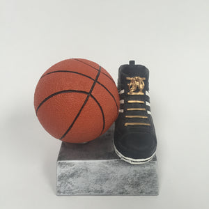 Color Tek Basketball Resin 60028GS