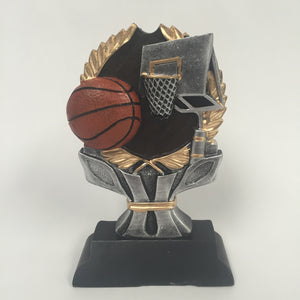 Resin Basketball Sculpture RIC863
