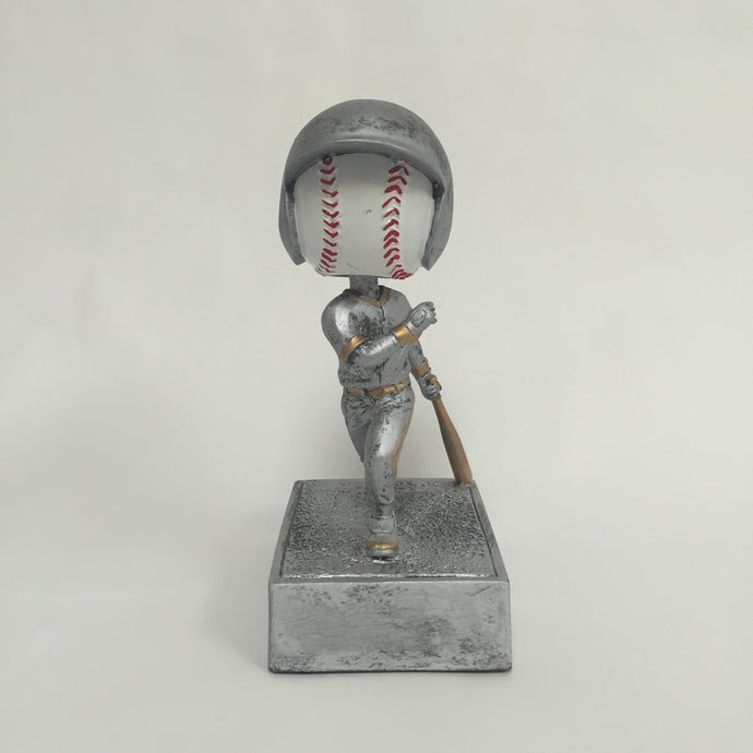 Bobblehead Baseball Resin 52503GS