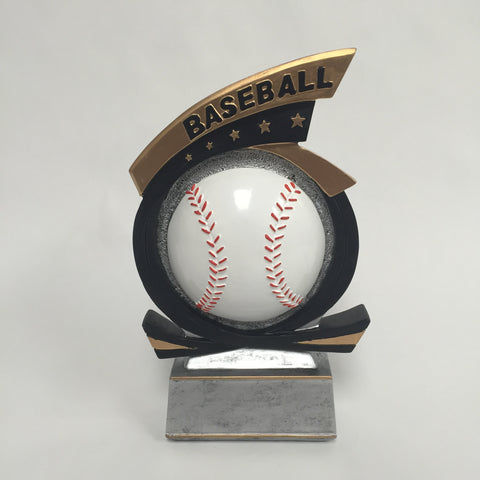 Gold Star Baseball Resin 81503GS