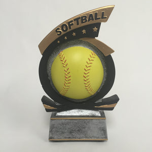 Gold Star Softball Resin 81520GS