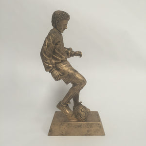 Resin Soccer Male 50401G