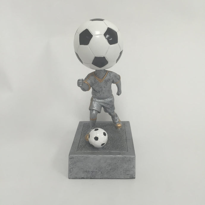 Bobblehead Soccer Resin 52515GS