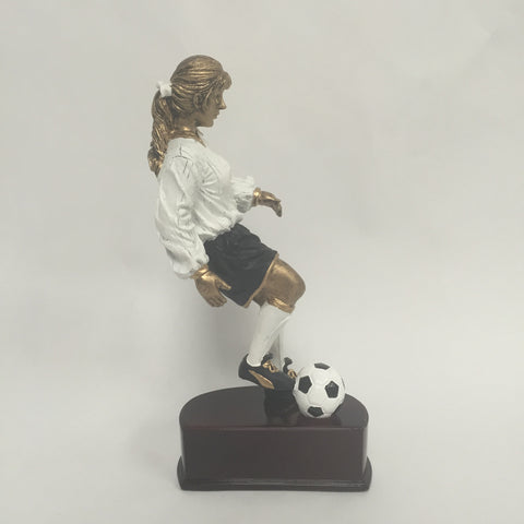 Action Color Soccer Resin Female 60402GS