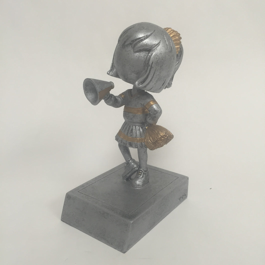 Bobblehead Cheer Resin 52506GS