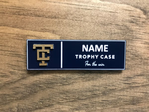 Name Badge (Extra Color)